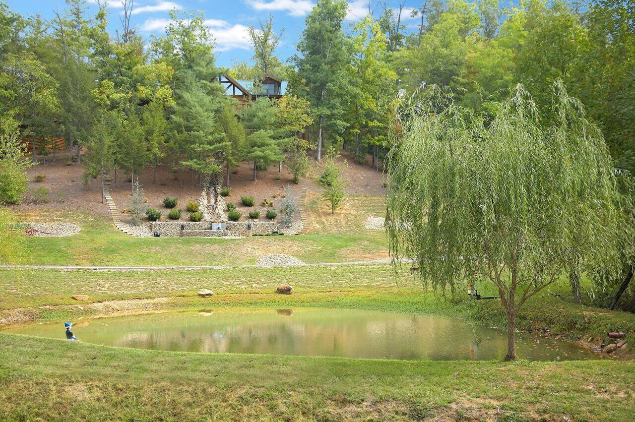 Tranquility Cabin In Wears Valley Elk Springs Resort