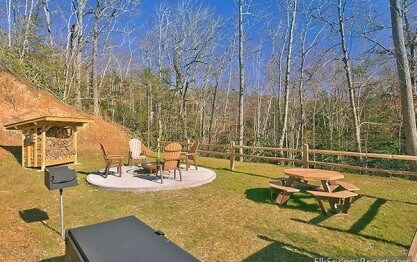Tree Tops Cabin In Gatlinburg Elk Springs Resort