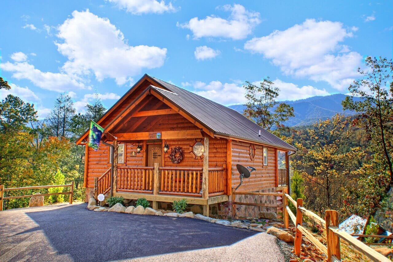 Unforgettable Cabin In Gatlinburg Elk Springs Resort