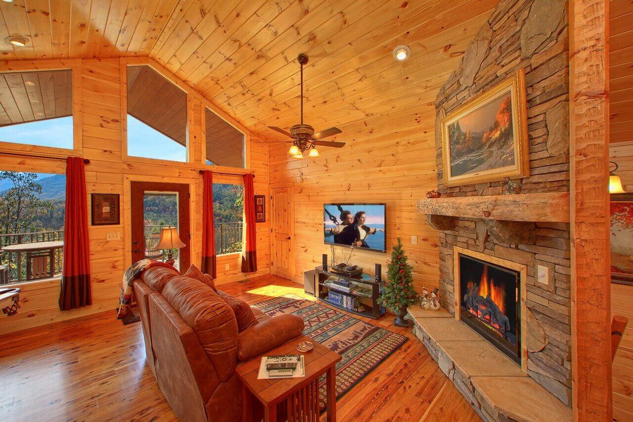 Unforgettable Cabin In Gatlinburg Elk Springs Resort