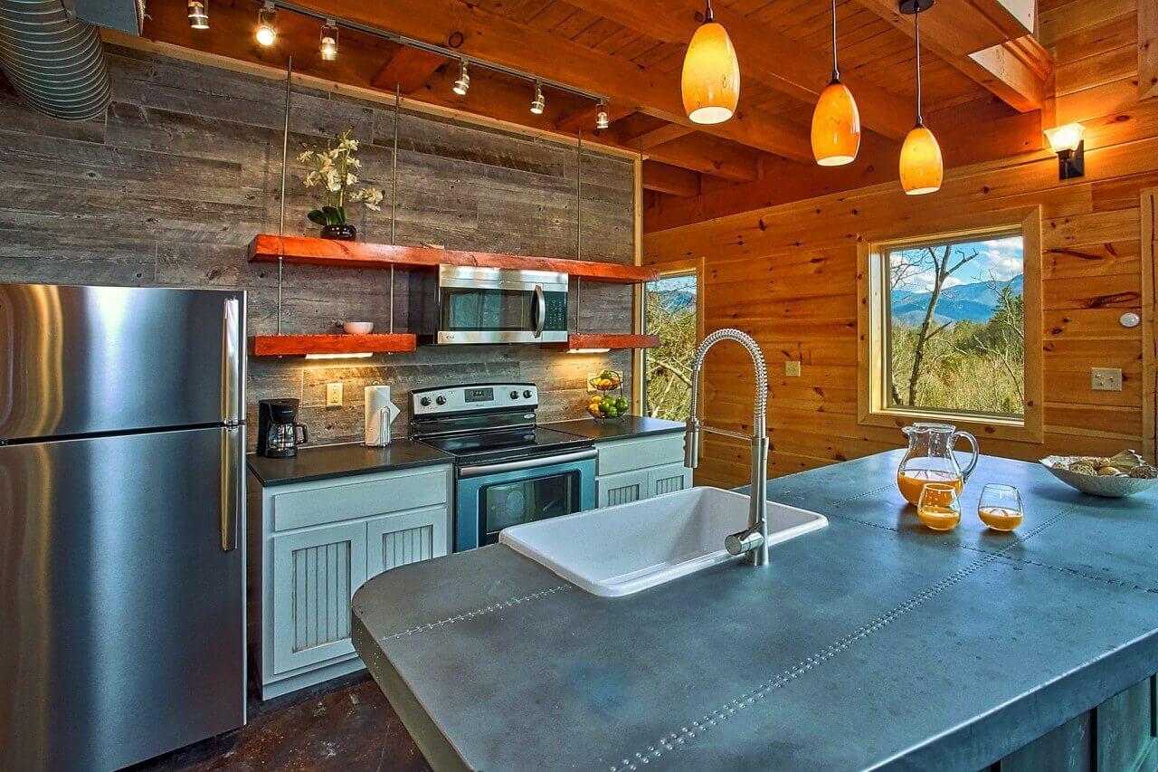 urban cowboy cabin in gatlinburg elk springs resort see all photos